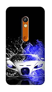 SWAG my CASE PRINTED BACK COVER FOR MOTOROLA MOTO X PLAY Multicolor
