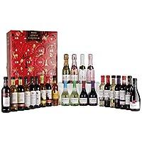Advent Calendar Vino Espumoso - Paquete de 24 x 250 ml - Total: 6000 ml