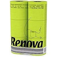 Renova 24 rollos papel higiénico coloreado – Verde