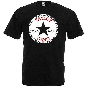Trvppy Herren T - Shirt Modell Taylor Gang Die Converse