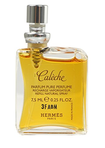 Pure Perfume Refill (Hermes CALECHE Pure Perfume Recharge Refill 7,5 ml / 0.25 oz. by Hermes)
