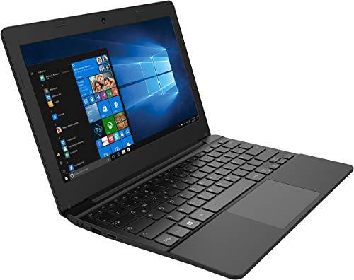 "TrekStor SurfBook E11B Nero Computer Portatile 29,5 cm (11.6"") 1920 x 1080 Pixel 1,10 GHz Intel® Celeron® N4000 SurfBook E11B, Intel® Celeron®, 1,10 GHz, 29,5 cm (11.6""), 1920 x 1080"