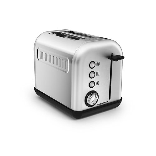 418aflwNrGL. SS500  - Morphy Richards Accents 2-Slice Toaster Azure Blue Toaster