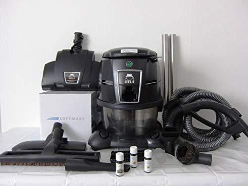 Hyla GST Luft- und Raumreinigungssystem mit Ventus Elektrobürste plus LUFTMAXX Lufterfrischer & Matratzensack
