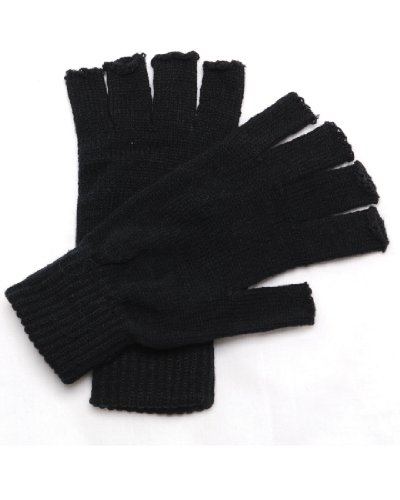 Regatta Fingerless Mitts One Size,Navy