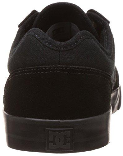 DC TONIK Unisex-Erwachsene Sneakers Schwarz (BLACK/BLACK - BB2)