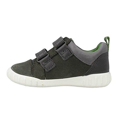 Ecco Mimic Dark Shadow Suede Boots Dark Shadow