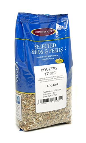 Johnston & Jeff Poultry Seeds 1kg PTS1