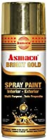 Asmaco Spray Paint Bright Gold