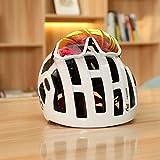 JM- Casque de vélo Adulte Casque de sécurité intégré Casque pneumatique