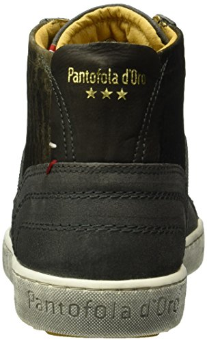 Pantofola d'Oro Canaverse Uomo Mid, Sneakers basses homme Grau (.6Xw)
