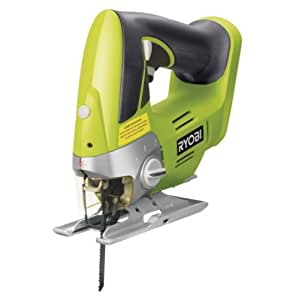 Ryobi CJS180LM ONE+ Jigsaw with Laser, 18 V (Baretool- No Battery Included)