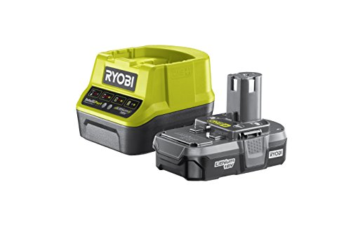 Ryobi RB18L50 ONE+ Batterie au lithium 5 Ah 18 V - Multicolore