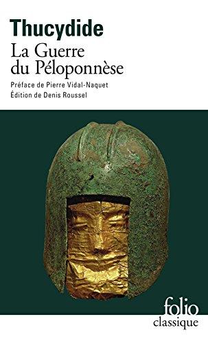 La Guerre du Péloponnèse par Thucydide