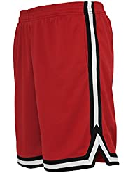 Urban Classic Herren Stripes Mesh Shorts