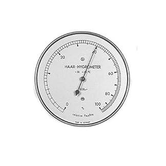 fischer 56617 – Higrómetro de Pelo Real
