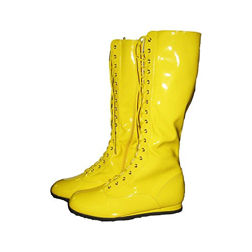 üm-Stiefel für Erwachsene  Gr. Small, gelb ()