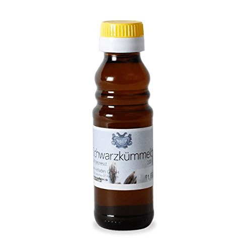Preisvergleich Produktbild Schwarzkümmelöl 100 ml,  kaltgepresst
