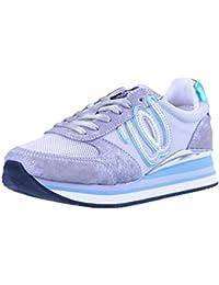 e73ee5792048 Wrangler Shoes MOD.Jungle Sneaker Donna (Silver)