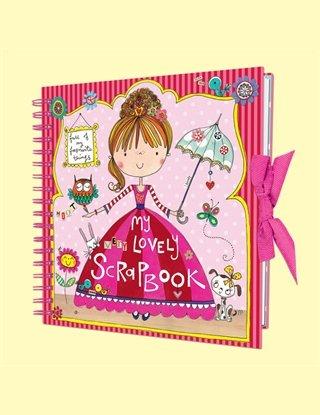 Rachel Ellen Schrott Buch Scrap Book - Sehr Reizende Very Lovely Prinzessin Princess (Rachel Wallet)