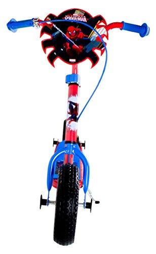 D'Arpèje - The Amazing Spiderman - OSPI088 - Vélo et Véhicule pour Enfant - Patinette - 2 Roues - 10 inches