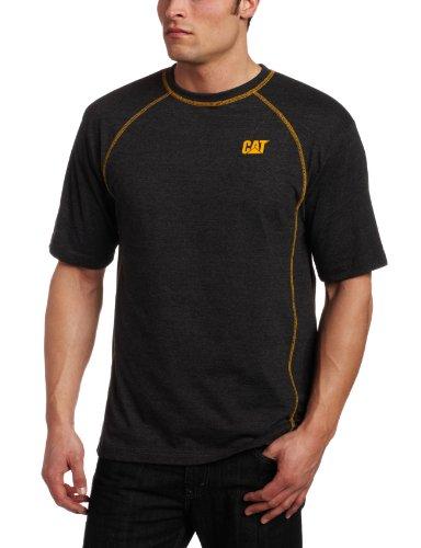Caterpillar Herren T-Shirt Performance - grau - Mittel -