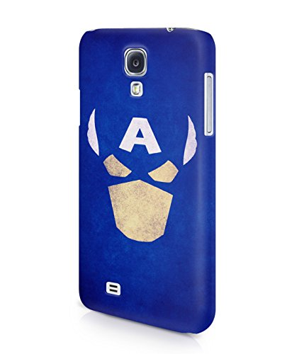 Captain America The First Avenger Superhero Grunge Plastic Snap-On Case Cover Shell For Samsung Galaxy S4