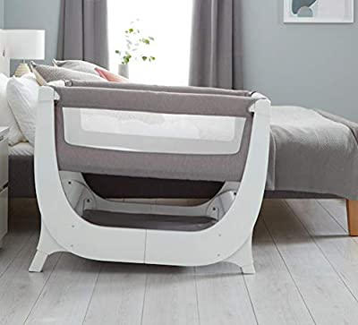 shnuggle shn-air-bcdg cuna de bebé cosleeping Convertible en Cama