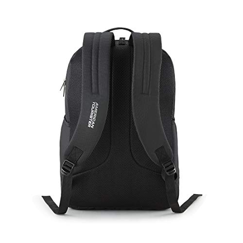 American Tourister Spin 29 Ltrs Black Laptop Backpack (FS0 (0) 09 002) Image 3