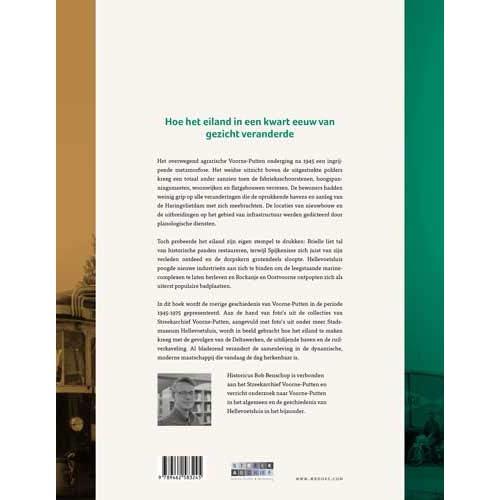 Van weilanden naar woonwijken: Voorne-Putten 1945-1975