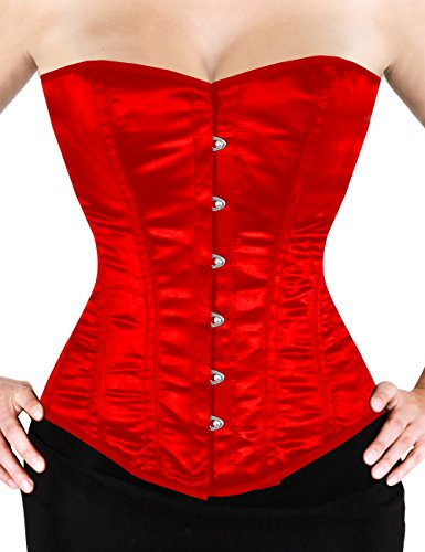 Corset Maker, take a look :-) - Bustino -  donna Rot