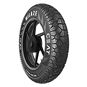 Ceat Milaze 90/90-12 54J Tubeless Scooter Tyre,Front or Rear (104232 )