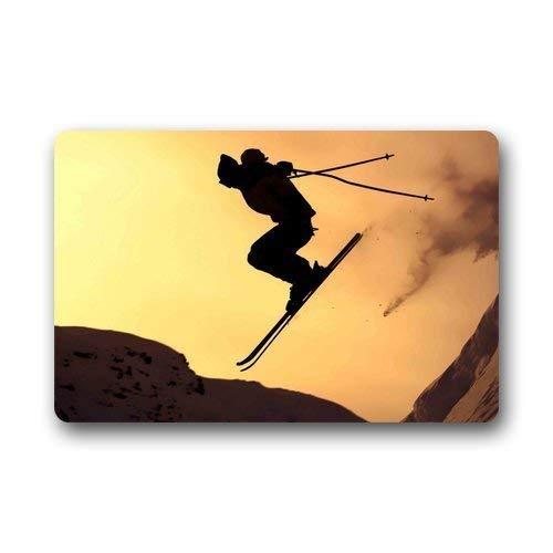 Felpudos Fondo esquís Felpudo/Almohadilla Puerta