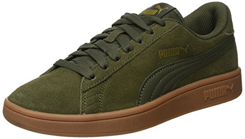 Puma Puma Smash v2, Sneakers Basses mixte adulte - Gris (Forest Night-Forest Night), 39 EU