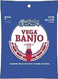 Martin V730 Vega Corde per Banjo 10-23, Confenzione da 5