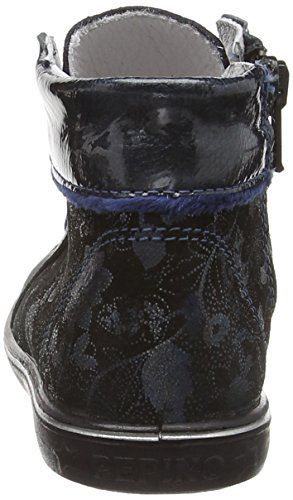 Ricosta Chilbie M 62, Bottes Classiques Fille Bleu (indaco/kobalt Blue)