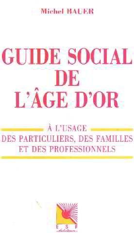 Guide social de l'âge d'or
