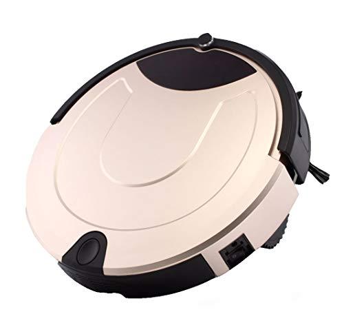 YXLONG-Robot-Aspirador-Mejora-Carga-AutomticaSuccin-FuerteSensor-De-InfrarrojosDeteccin-De-Cada-Hogar-Filtro-De-Piel-para-Mascotas-Alrgenos-Alfombra-De-Piso-DuroGold
