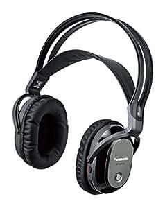 Panasonic digital wireless Surround Headphone System Black RP-WF7-K (japan import)