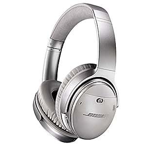 Bose QuietComfort 35 kabellose Kopfhörer silber