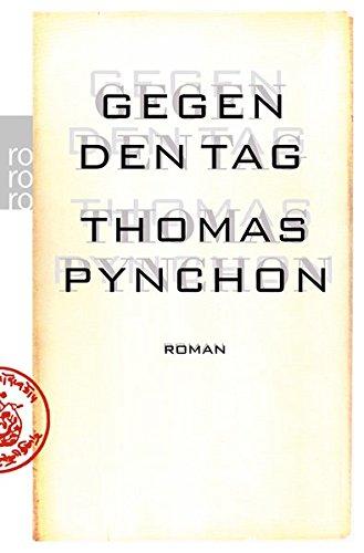 Buchseite und Rezensionen zu 'Gegen den Tag' von Thomas Pynchon