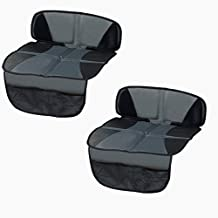 2x m Style–, de asiento, base para asientos de coche, base protectora para niños Asiento Trasero asientos en un juego de 2unidades