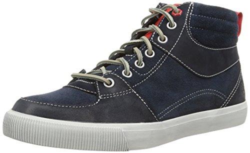Timberland Glstnbry Ekwrmchk, Sneakers Hautes Homme Bleu (Blue)