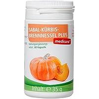 Sabal Kürbis Brennessel Plus 60 Kapseln preisvergleich bei billige-tabletten.eu