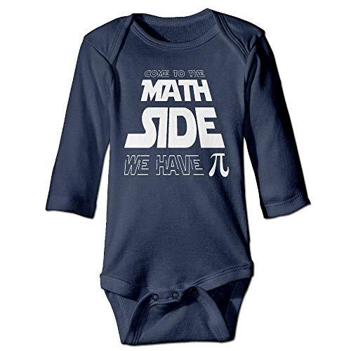 Natasha Scott Classic Math 2 Long Sleeves Neugeborenes Baby Spezial Baby Klettern Kleidung Größenschlüssel
