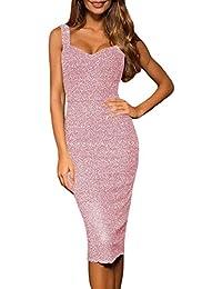 Kleid glitzer pink