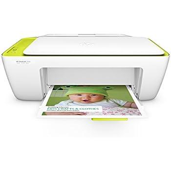 HP K7N78B - Impresora multifunción con inyección de tinta, color Blanco/Verde