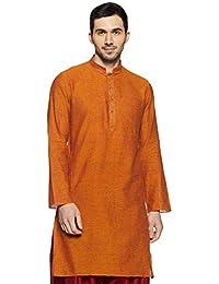 Manyavar Men's Full Sleeve Kurta (ML11831)