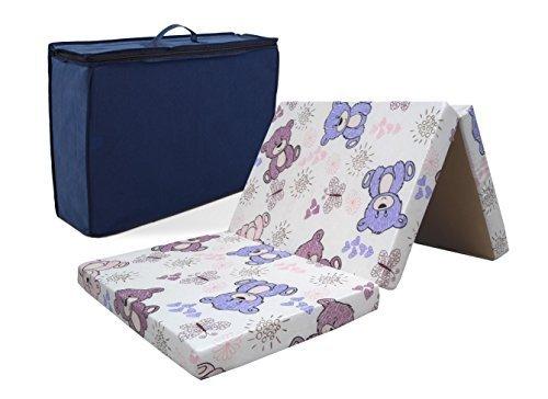 Baby Reisebett Schaumstoff Matratze 60 x 120 Schaum Baby Schadstoffgep
