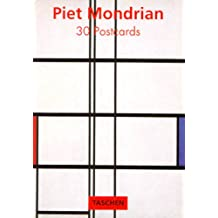 Piet Mondrian (PostcardBooks)